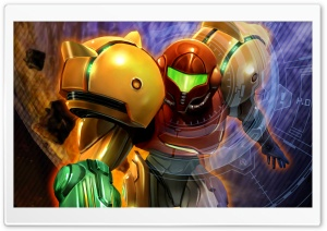 Metroid HD Wide Wallpaper for Widescreen