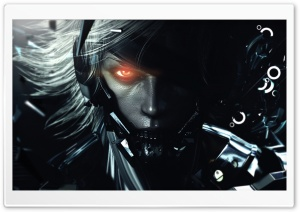 MGS: Rising HD Wide Wallpaper for Widescreen