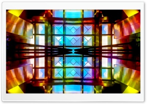 Miami Airport Rainbow Ultra HD Wallpaper for 4K UHD Widescreen desktop, tablet & smartphone