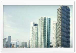 Miami Construct HD Wide Wallpaper for Widescreen