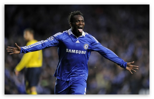 Michael Essien HD wallpaper for Wide 16:10 5:3 Widescreen WHXGA WQXGA WUXGA WXGA WGA ; HD 16:9 High Definition WQHD QWXGA 1080p 900p 720p QHD nHD ; Standard 3:2 Fullscreen DVGA HVGA HQVGA devices ( Apple PowerBook G4 iPhone 4 3G 3GS iPod Touch ) ; Mobile 5:3 3:2 16:9 - WGA DVGA HVGA HQVGA devices ( Apple PowerBook G4 iPhone 4 3G 3GS iPod Touch ) WQHD QWXGA 1080p 900p 720p QHD nHD ;