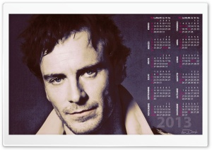 Michael Fassbender Almanaque Ultra HD Wallpaper for 4K UHD Widescreen desktop, tablet & smartphone