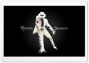Michael Jackson HD Wide Wallpaper for 4K UHD Widescreen desktop & smartphone