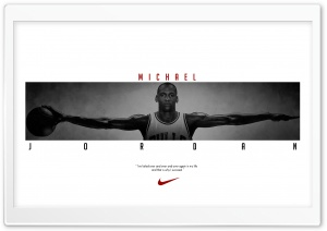 Michael Jordan HD Wide Wallpaper for Widescreen