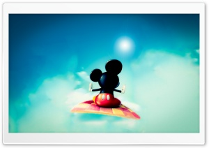 Mickey Mouse Ultra HD Wallpaper for 4K UHD Widescreen desktop, tablet & smartphone