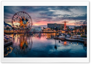 Mickeys Fun Wheel Ultra HD Wallpaper for 4K UHD Widescreen desktop, tablet & smartphone
