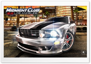 Midnight Club Los Angeles HD Wide Wallpaper for Widescreen