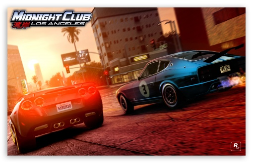 Midnight Club Los Angeles Corvette vs 280Z HD wallpaper for Wide 16:10 5:3 Widescreen WHXGA WQXGA WUXGA WXGA WGA ; HD 16:9 High Definition WQHD QWXGA 1080p 900p 720p QHD nHD ; Standard 4:3 5:4 Fullscreen UXGA XGA SVGA QSXGA SXGA ; iPad 1/2/Mini ; Mobile 4:3 5:3 16:9 5:4 - UXGA XGA SVGA WGA WQHD QWXGA 1080p 900p 720p QHD nHD QSXGA SXGA ;