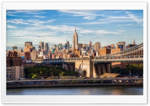 Midtown Manhattan HD Wide Wallpaper for Widescreen