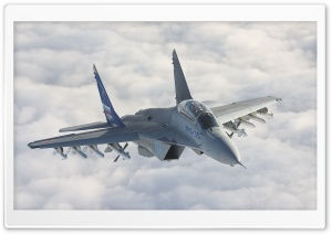 MIG-35 HD Wide Wallpaper for Widescreen