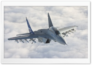 MIG-35 On Air HD Wide Wallpaper for Widescreen