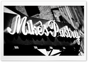 Mike's Pastry HD Wide Wallpaper for Widescreen
