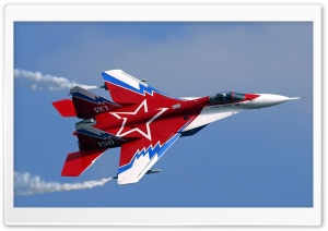 Mikoyan Mig-29m HD Wide Wallpaper for 4K UHD Widescreen desktop & smartphone