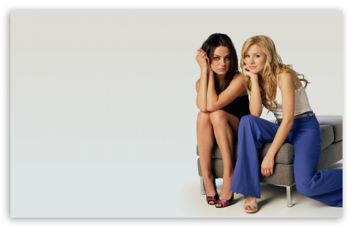 Mila Kunis   Kristen Bell HD wallpaper for Wide 16:10 5:3 Widescreen WHXGA WQXGA WUXGA WXGA WGA ; HD 16:9 High Definition WQHD QWXGA 1080p 900p 720p QHD nHD ; Standard 4:3 5:4 3:2 Fullscreen UXGA XGA SVGA QSXGA SXGA DVGA HVGA HQVGA devices ( Apple PowerBook G4 iPhone 4 3G 3GS iPod Touch ) ; Tablet 1:1 ; iPad 1/2/Mini ; Mobile 4:3 5:3 3:2 16:9 5:4 - UXGA XGA SVGA WGA DVGA HVGA HQVGA devices ( Apple PowerBook G4 iPhone 4 3G 3GS iPod Touch ) WQHD QWXGA 1080p 900p 720p QHD nHD QSXGA SXGA ;
