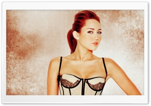 Miley Cyrus HD Wide Wallpaper for 4K UHD Widescreen desktop & smartphone