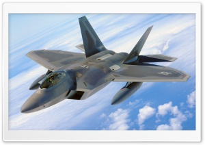 Military Fighter Jet HD Wide Wallpaper for Widescreen