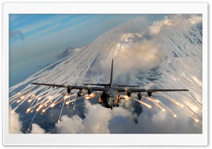 Military Flares HD Wide Wallpaper for Widescreen