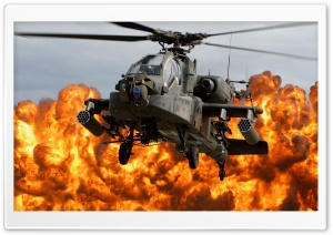 Military Helicopter HD Wide Wallpaper for 4K UHD Widescreen desktop & smartphone