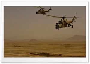 Military Helicopters HD Wide Wallpaper for Widescreen