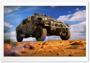 Military Hummer HD Wide Wallpaper for Widescreen