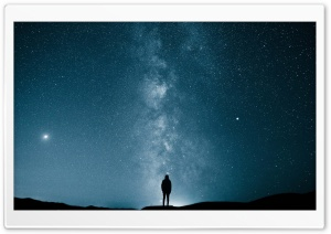 Milky Way Ultra HD Wallpaper for 4K UHD Widescreen desktop, tablet & smartphone