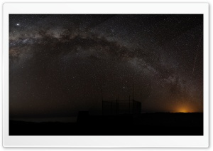 Milky Way Arch HD Wide Wallpaper for Widescreen
