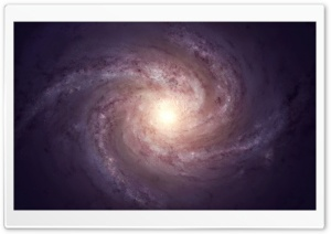 Milky Way Galaxy HD Wide Wallpaper for Widescreen