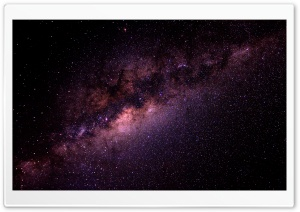 Milky Way Galaxy Ultra HD Wallpaper for 4K UHD Widescreen desktop, tablet & smartphone