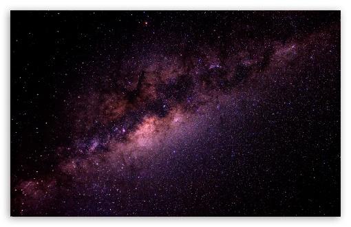 Milky Way Galaxy Ultra Hd Desktop Background Wallpaper For