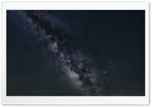 Milky Way Night Sky Ultra HD Wallpaper for 4K UHD Widescreen desktop, tablet & smartphone