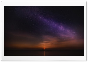 Milky Way Shots Astrophotography HD Wide Wallpaper for 4K UHD Widescreen desktop & smartphone