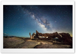 MILKYWAY HD Wide Wallpaper for Widescreen