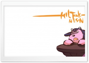 Miltank (Pokemon) HD Wide Wallpaper for Widescreen