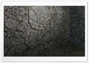 Mind Easer Psychedelic Pattern HD Wide Wallpaper for Widescreen