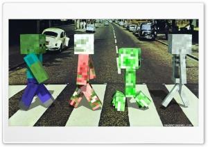 Minecraft Ultra HD Wallpaper for 4K UHD Widescreen desktop, tablet & smartphone