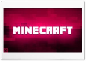 Minecraft Pink Ultra HD Wallpaper for 4K UHD Widescreen desktop, tablet & smartphone