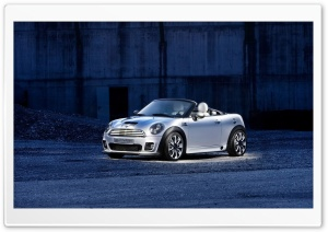 Mini Concept Cabrio HD Wide Wallpaper for Widescreen