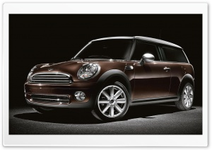 Mini Cooper HD Wide Wallpaper for Widescreen