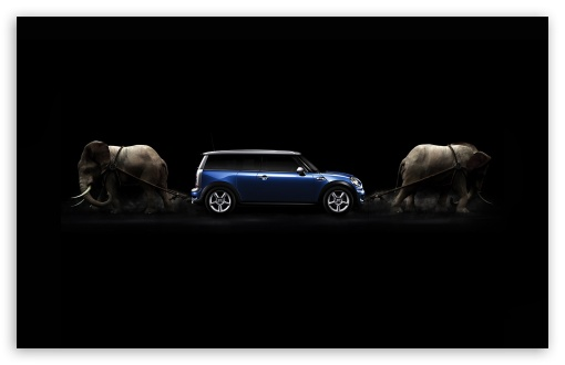 Mini Cooper Drawn By Elephants UltraHD Wallpaper for Wide 16:10 5:3 Widescreen WHXGA WQXGA WUXGA WXGA WGA ; 8K UHD TV 16:9 Ultra High Definition 2160p 1440p 1080p 900p 720p ; Standard 4:3 3:2 Fullscreen UXGA XGA SVGA DVGA HVGA HQVGA ( Apple PowerBook G4 iPhone 4 3G 3GS iPod Touch ) ; iPad 1/2/Mini ; Mobile 4:3 5:3 3:2 16:9 - UXGA XGA SVGA WGA DVGA HVGA HQVGA ( Apple PowerBook G4 iPhone 4 3G 3GS iPod Touch ) 2160p 1440p 1080p 900p 720p ;