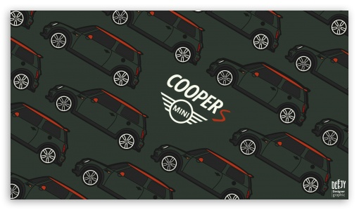 Mini Cooper S UltraHD Wallpaper for 8K UHD TV 16:9 Ultra High Definition 2160p 1440p 1080p 900p 720p ; Mobile 16:9 - 2160p 1440p 1080p 900p 720p ;