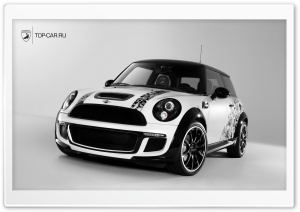 MINI Cooper S Bully HD Wide Wallpaper for Widescreen