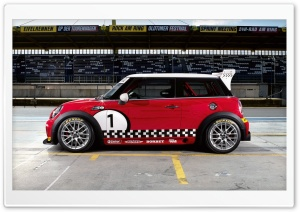 Mini Cooper Sport HD Wide Wallpaper for Widescreen