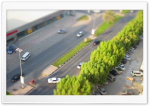 Miniature Effect Ultra HD Wallpaper for 4K UHD Widescreen desktop, tablet & smartphone