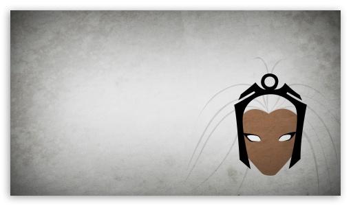 Minimal X Men Storm Ultra Hd Desktop Background Wallpaper For 4k Uhd Tv