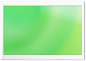 Minimalist Green I HD Wide Wallpaper for Widescreen