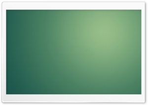 Minimalist Green III HD Wide Wallpaper for Widescreen