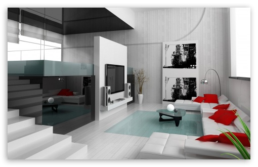 Download Minimalist Interior Design Wallpaper