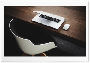 Minimalist Workspace Ultra HD Wallpaper for 4K UHD Widescreen desktop, tablet & smartphone