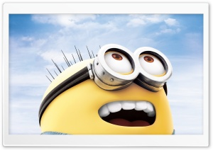 Minion Ultra HD Wallpaper for 4K UHD Widescreen desktop, tablet & smartphone