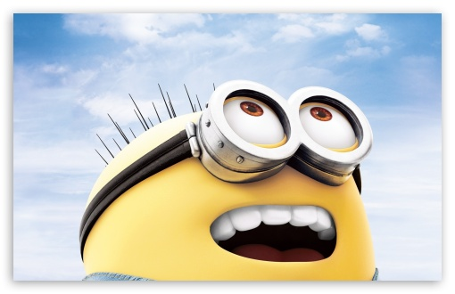 Minion HD wallpaper for Wide 16:10 5:3 Widescreen WHXGA WQXGA WUXGA WXGA WGA ; HD 16:9 High Definition WQHD QWXGA 1080p 900p 720p QHD nHD ; Standard 4:3 5:4 3:2 Fullscreen UXGA XGA SVGA QSXGA SXGA DVGA HVGA HQVGA devices ( Apple PowerBook G4 iPhone 4 3G 3GS iPod Touch ) ; iPad 1/2/Mini ; Mobile 4:3 5:3 3:2 16:9 5:4 - UXGA XGA SVGA WGA DVGA HVGA HQVGA devices ( Apple PowerBook G4 iPhone 4 3G 3GS iPod Touch ) WQHD QWXGA 1080p 900p 720p QHD nHD QSXGA SXGA ;